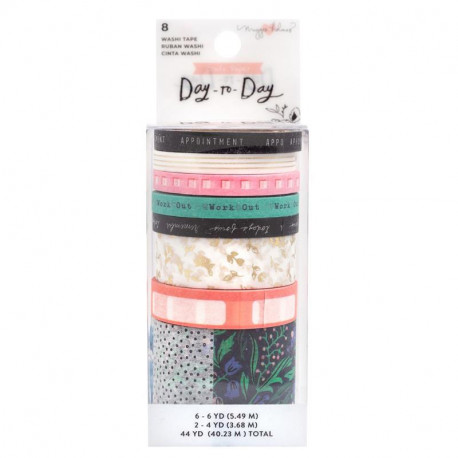 Washi Tape Daily Day to Day