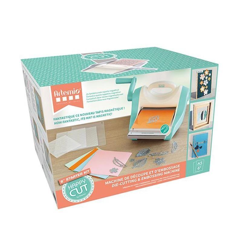 Troqueladora Happy Cut Starter Kit - Artemio