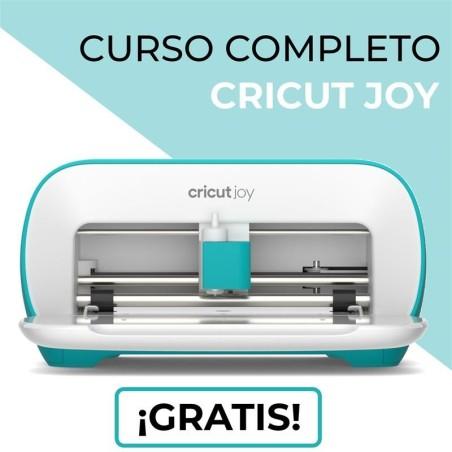 Cricut Joy + Curso GRATIS en Academiacricut.com