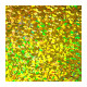 Siser Holographic H0088 Crystal Gold-Oro Cristal