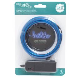 Happy Jig Neon Wire Electric Blue