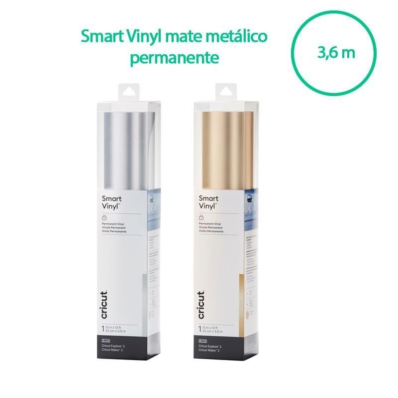 Cricut Smart Vinyl Permanent Mat Champagne 33x366