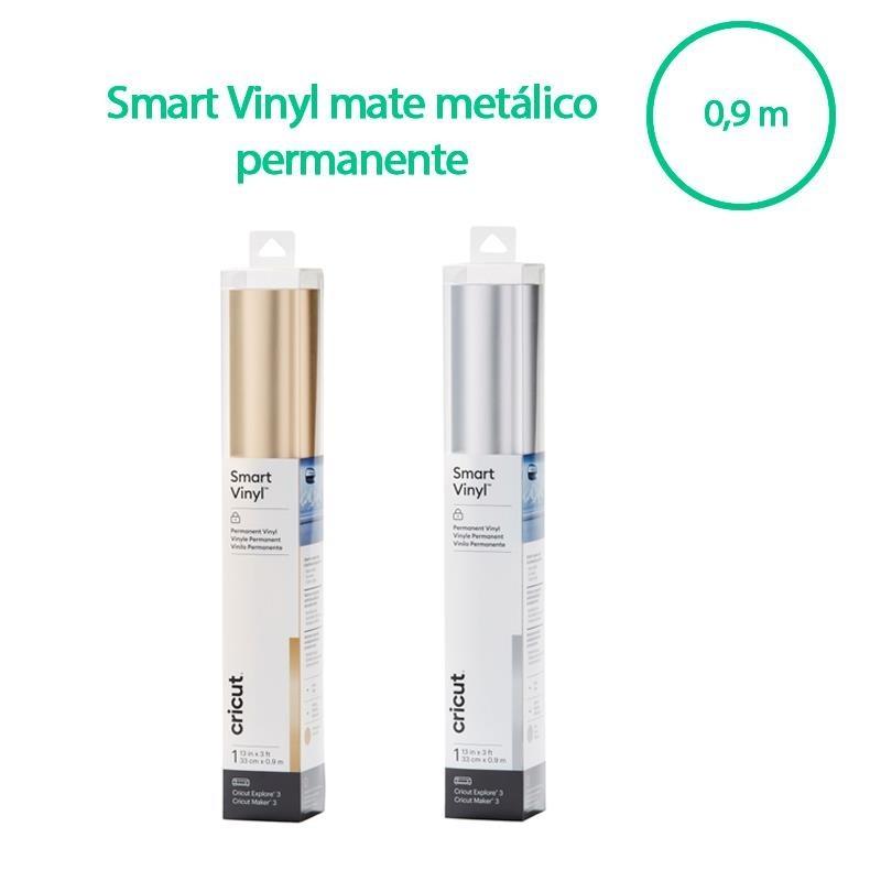 Cricut Smart Vinyl Permanent Mat Champagne 33x91cm