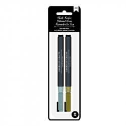 Chalk Maker AC Gold & Silver