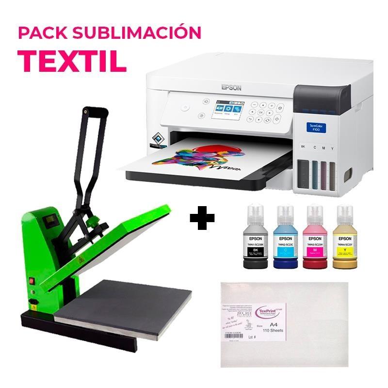 Pack Sublimación Textil