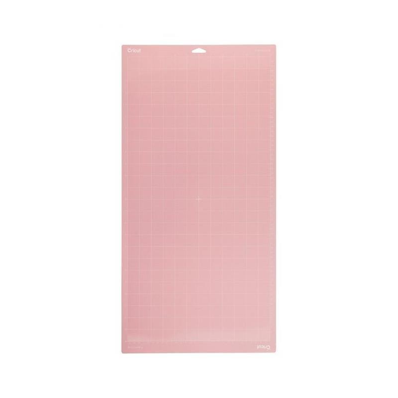 "Base de corte adherencia tela (rosa) 12""*24"""