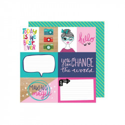 Papel Journaling Cards Make Magic