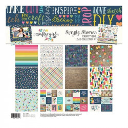 Crafty Girl - Collection kit