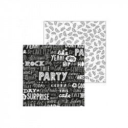 PAPEL PARTY PAPERFUEL 30X30CM
