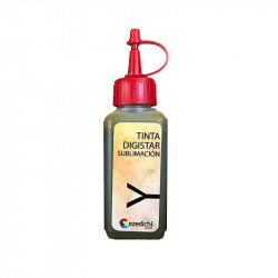 Tinta Digistar para sublimación 100ml - Amarillo