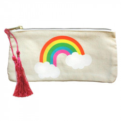 Estuche con tassel Awesome