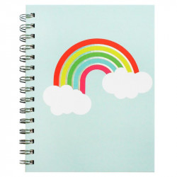 Spiral Notebook Awesome