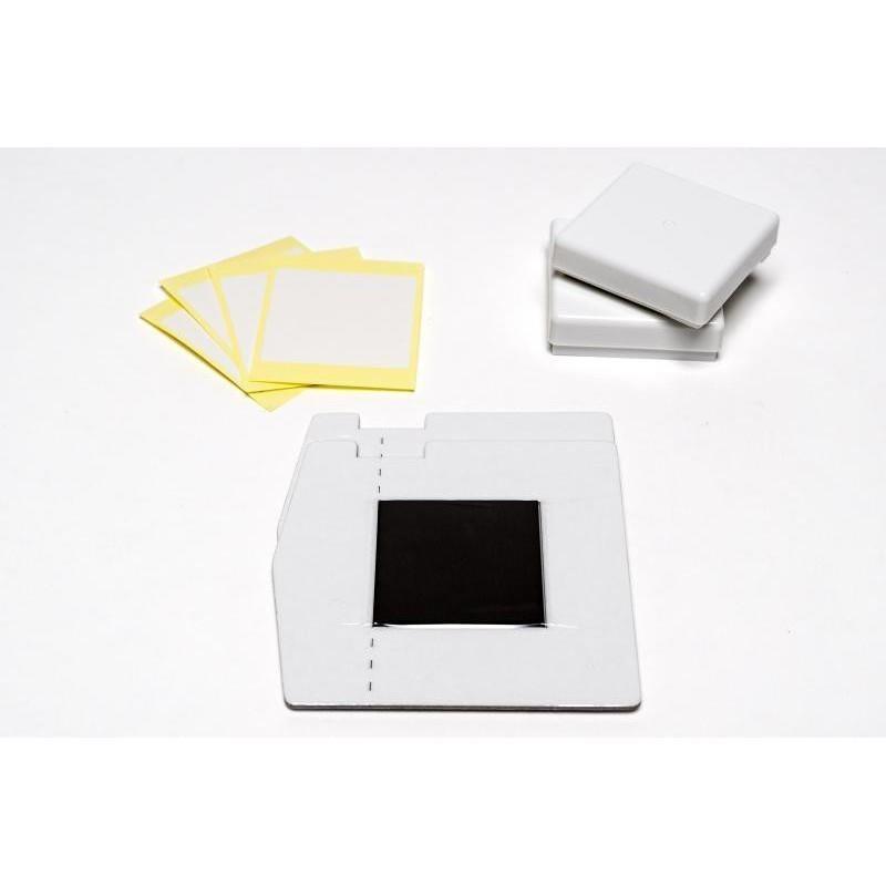 Set Hojas de Sellos Silhouette Mint 15x15mm