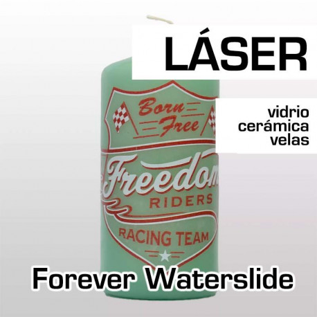 Forever Waterslide HT A4 -paquete 10 hojas-
