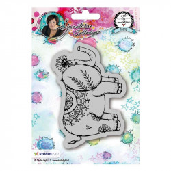 Studio Light cling stamp art by Marlene 2.0 nr.16