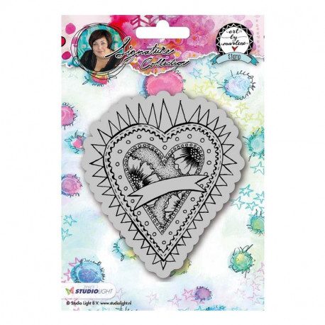 Studio Light cling stamp art by Marlene 2.0 nr.23