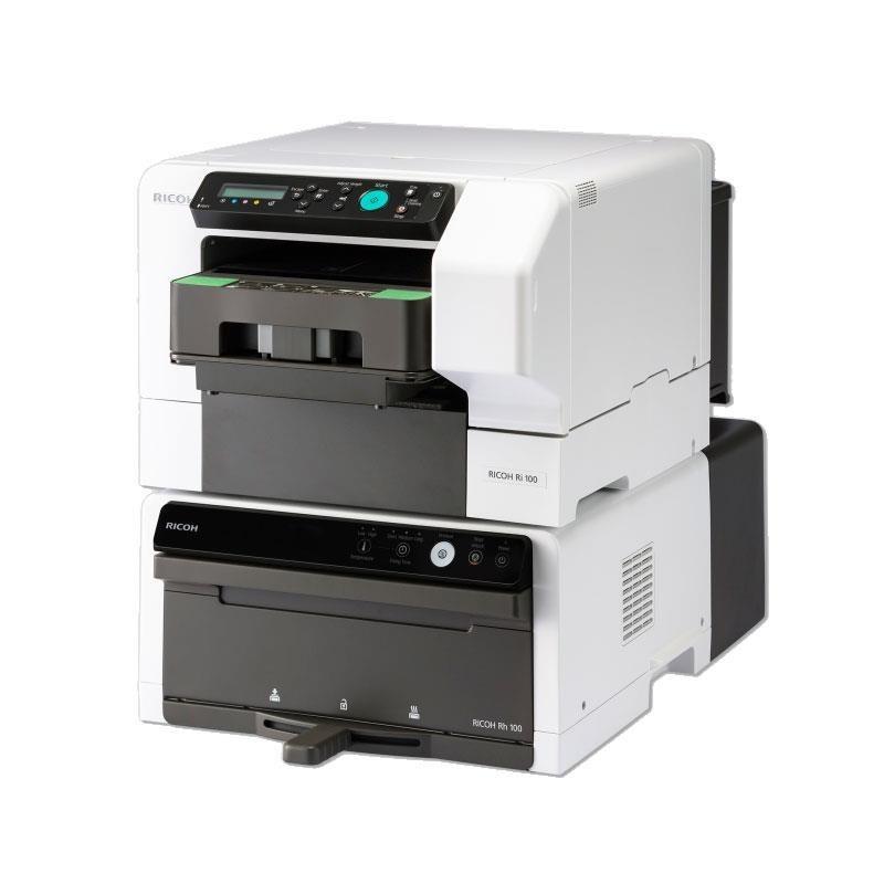 Pack impresión directa Ricoh Ri 100