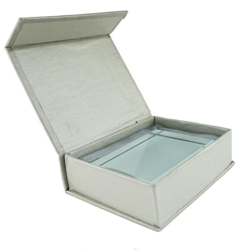 Cubo cristal 6X8cm sublimable