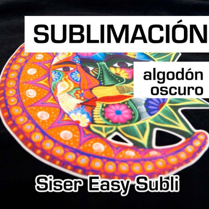 Siser Easy Subli A4 -paquete 10 hojas-