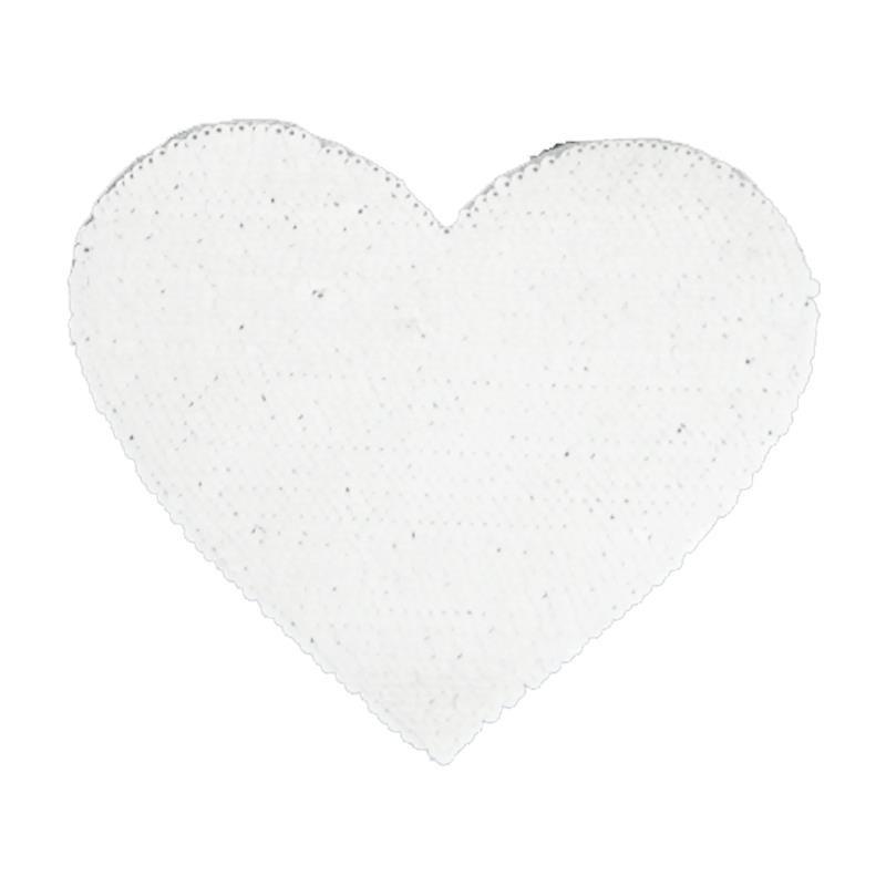 Parche lentejuelas corazon B-B