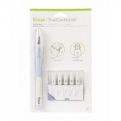Cricut True control kit blue