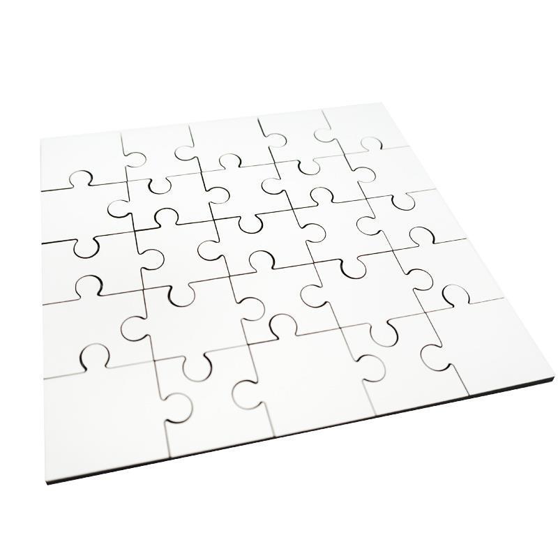 Puzzle MDF para sublimación 25 PIEZAS