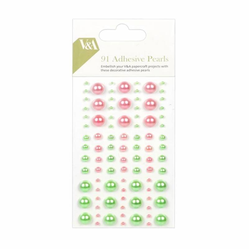 Perlas adhesivas First Edition