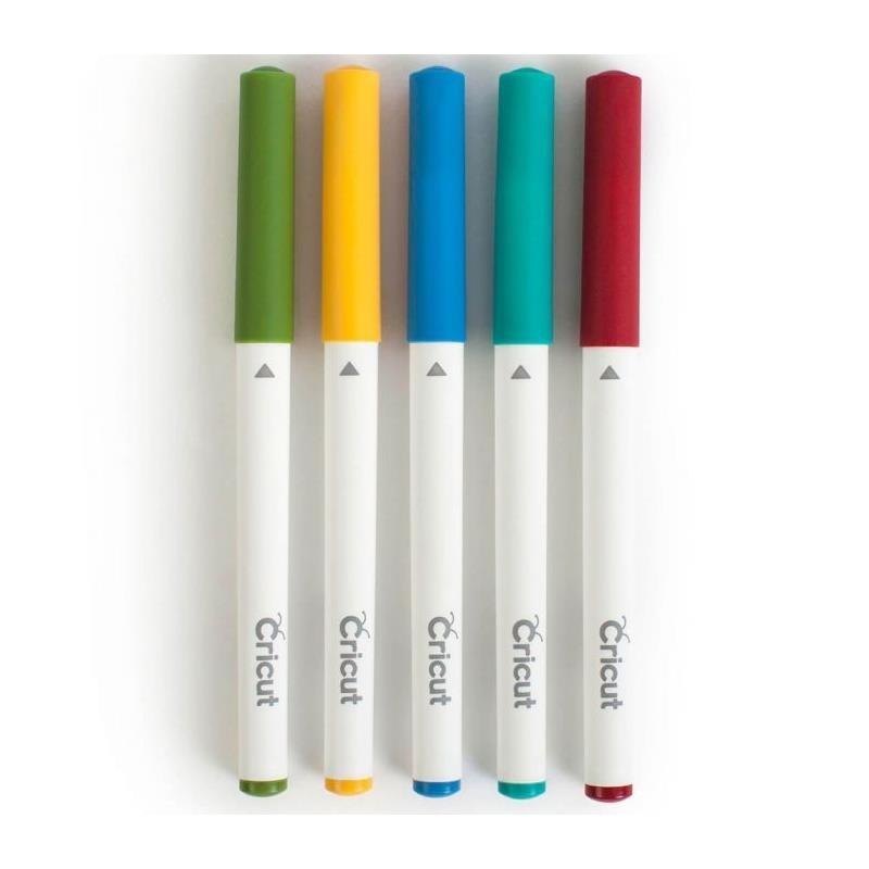 Set bolígrafos candy punta media