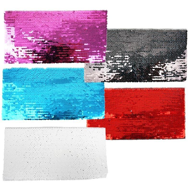 Parche lentejuelas rectangular B-B 19.5x10 cm