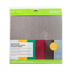 Foam 12x12 6uds Plush