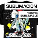 Papel sublimable Subli-Flex 202 A4 (10 hojas)