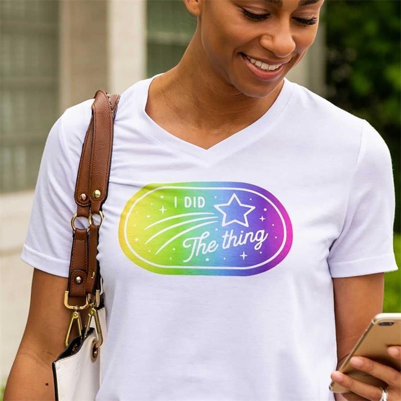 Camiseta Cricut Mujer L