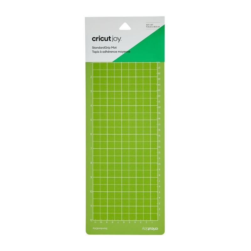 Cricut Joy Mat adhesivo Estándar 4,5x12 1 ud