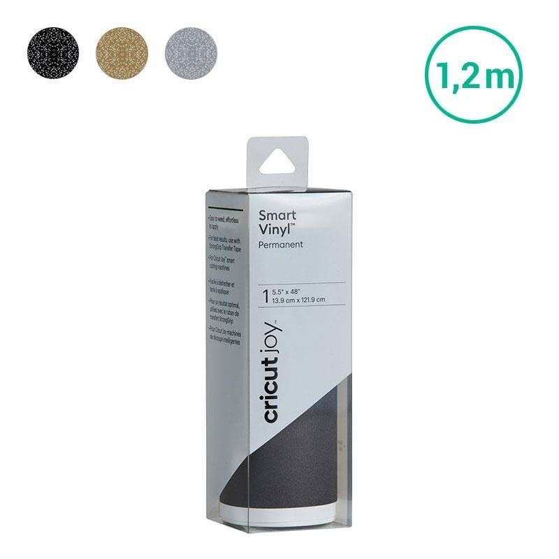 Cricut Joy Vinilo adhesivo Negro brillante P