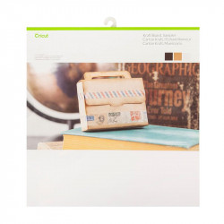 "Cricut Carton kraft Sampler 12""x12"" (30)"