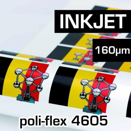Vinilo textil para impresoras inkjet Poli-Flex 4605